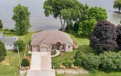 Oshkosh Single Family Home Active-No Offer: 7812 S Hwy 45