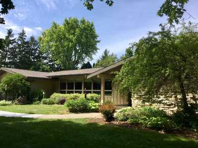 Neenah Single Family Home Active-Offer No Bump: 536 Riford