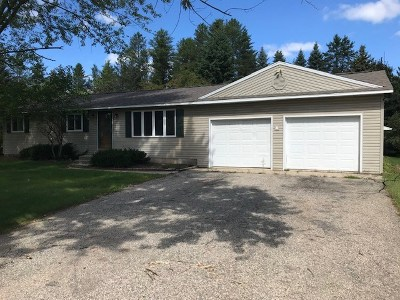 Crivitz Single Family Home Active-No Offer: 1206 2nd