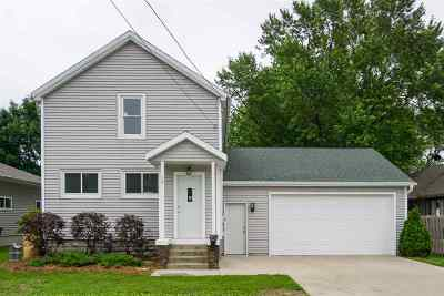 Oshkosh Single Family Home Active-No Offer: 56 Lake