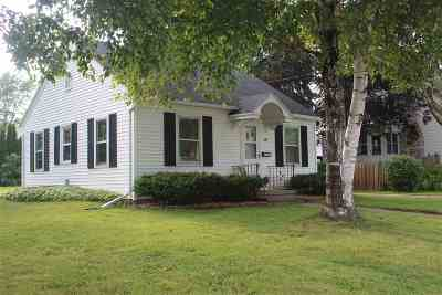 Little Chute Single Family Home Active-Offer No Bump: 529 Wilson