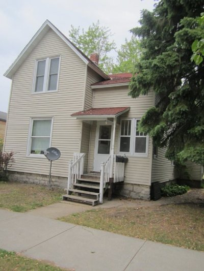 Marinette County Multi Family Home Active-Offer No Bump: 1416 Carney
