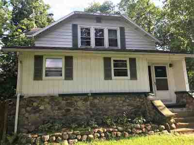Waupaca Single Family Home Active-No Offer: 605 Center
