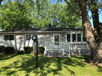 Neenah Single Family Home Active-Offer No Bump: 1058 Meadow