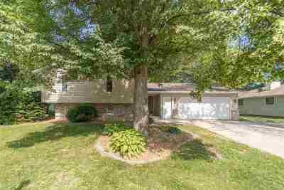 Menasha Single Family Home Active-Offer No Bump: 1235 Darlene