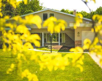 Neenah Single Family Home Active-Offer No Bump: 1080 Congress