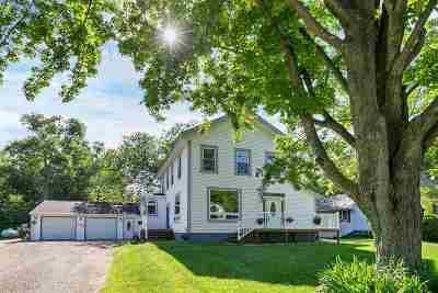 Oconto Single Family Home Active-Offer No Bump: 4075 Pensaukee Bay Shore