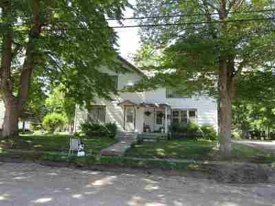 Oconto County Multi Family Home Active-No Offer: 221 E 1st