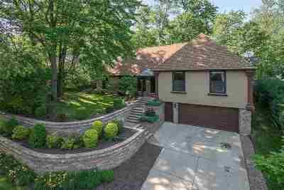 Green Bay Single Family Home Active-No Offer: 2560 Dunbar