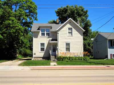 Menasha Multi Family Home Active-No Offer: 612 3rd