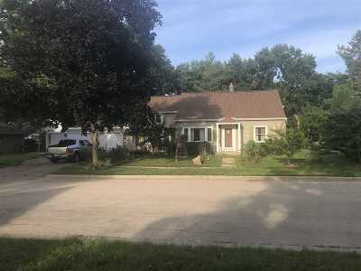 Neenah Single Family Home Active-No Offer: 325 6th