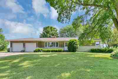 Pound Single Family Home Active-No Offer: 2048 Hwy Q