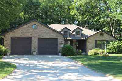 Green Bay Single Family Home Active-No Offer: 2660 Vail