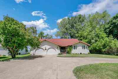 Green Bay Single Family Home Active-No Offer: 1869 East Shore