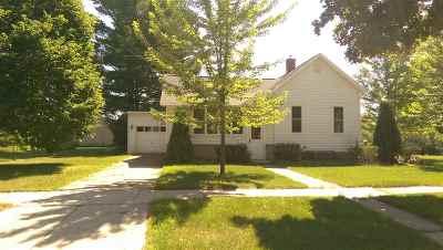 Peshtigo Single Family Home Active-Offer No Bump: 340 S Peck