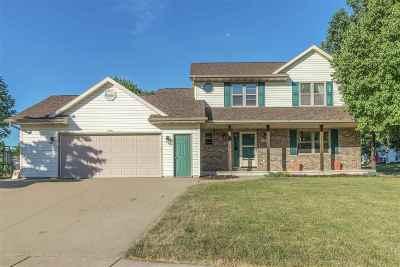 Oshkosh Single Family Home Active-No Offer: 3975 Prairie