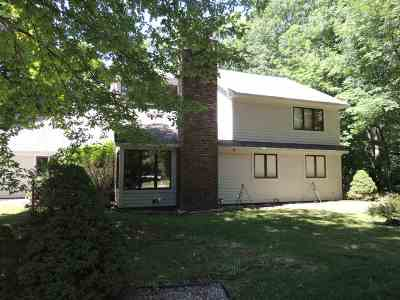 Green Bay Single Family Home Active-No Offer: 4519 Choctaw