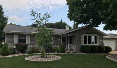 Appleton Single Family Home Active-Offer No Bump: 2248 W Wintergreen
