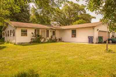Waupaca Single Family Home Active-No Offer: 717 Leighton