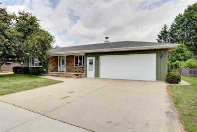 Neenah Single Family Home Active-Offer No Bump: 1212 Tullar