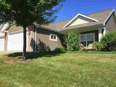 Neenah Condo/Townhouse Active-Offer No Bump: 1782 Copperstone