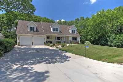 Oshkosh Single Family Home Active-No Offer: 5523 Lake