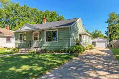 Neenah Single Family Home Active-No Offer: 645 Cleveland