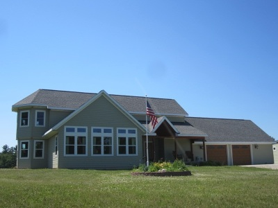 Menominee Single Family Home Active-No Offer: W4735 Hwy 338