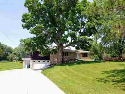 Appleton Single Family Home Active-No Offer: 3420 W Pine