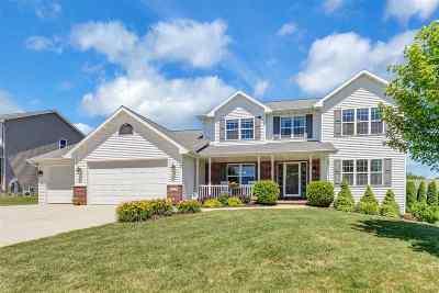 Green Bay Single Family Home Active-No Offer: 3172 Jaguar