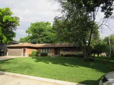 Neenah Single Family Home Active-No Offer: 983 Bridgewood
