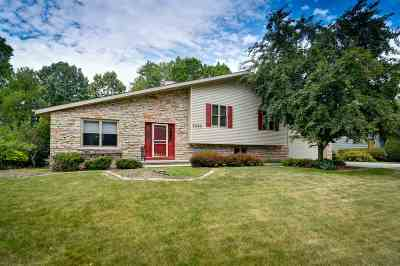 Appleton Single Family Home Active-Offer No Bump: 2430 Stroebe Island