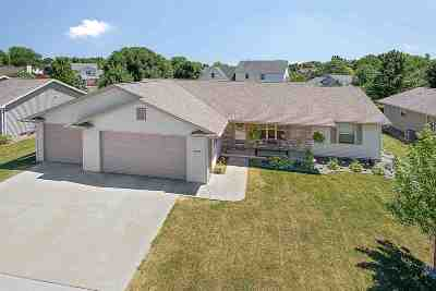 Menasha Single Family Home Active-Offer No Bump: 1037 Tracey