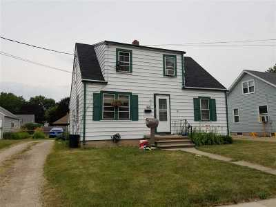 Neenah Multi Family Home Active-No Offer: 160 Gruenwald