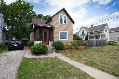 Appleton Single Family Home Active-Offer No Bump: 1209 N Division