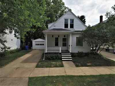Appleton Single Family Home Active-Offer No Bump: 113 W Summer