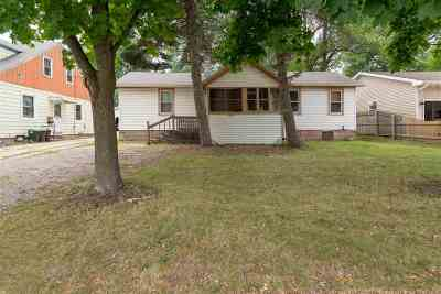 Neenah Single Family Home Active-No Offer: 105 S Lake