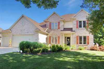 Green Bay Single Family Home Active-No Offer: 3445 Yorkshire