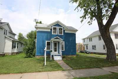 Oshkosh Single Family Home Active-No Offer: 228 W 10th