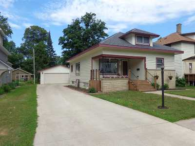 Shawano Single Family Home Active-No Offer: 405 S Andrews
