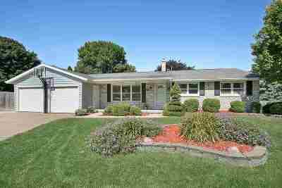 Single Family Home Active-Offer No Bump: 2740 Berken