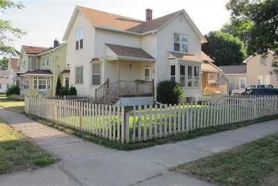 Appleton Single Family Home Active-No Offer: 1002 N Morrison