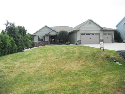 Neenah Single Family Home Active-No Offer: 467 Dalton