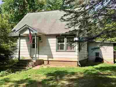 Shawano Single Family Home Active-No Offer: N5947 Mork