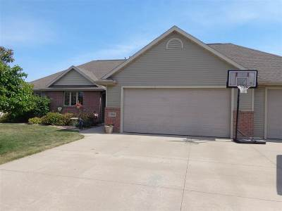 Neenah Single Family Home Active-No Offer: 1580 Stone Hedge