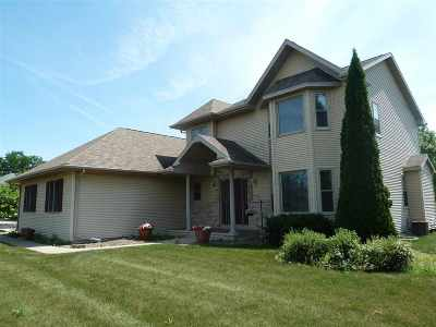 Oshkosh Single Family Home Active-No Offer: 301 Forest View