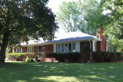 Green Bay Single Family Home Active-No Offer: 349 Warren
