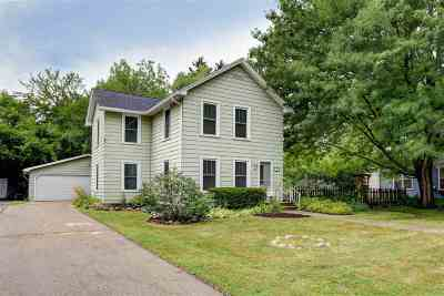 Appleton Single Family Home Active-Offer No Bump: 525 N Garfield