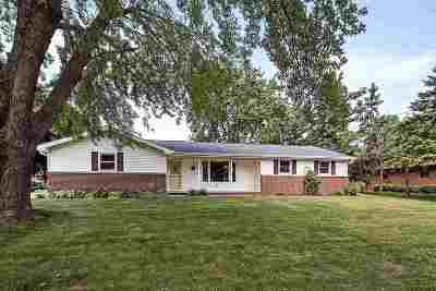 Green Bay Single Family Home Active-Offer No Bump: 2154 Kassner