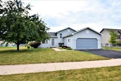 Oshkosh Single Family Home Active-No Offer: 3825 Harvest